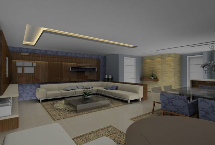 Living - Residencial